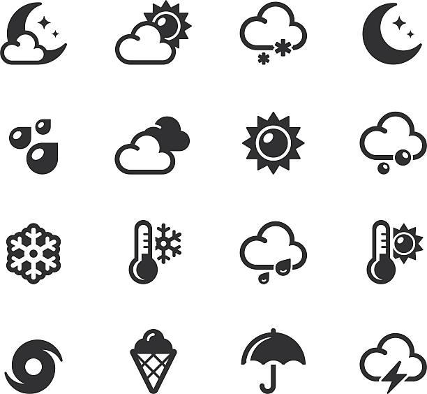 wetter-icons - gefroren stock-grafiken, -clipart, -cartoons und -symbole