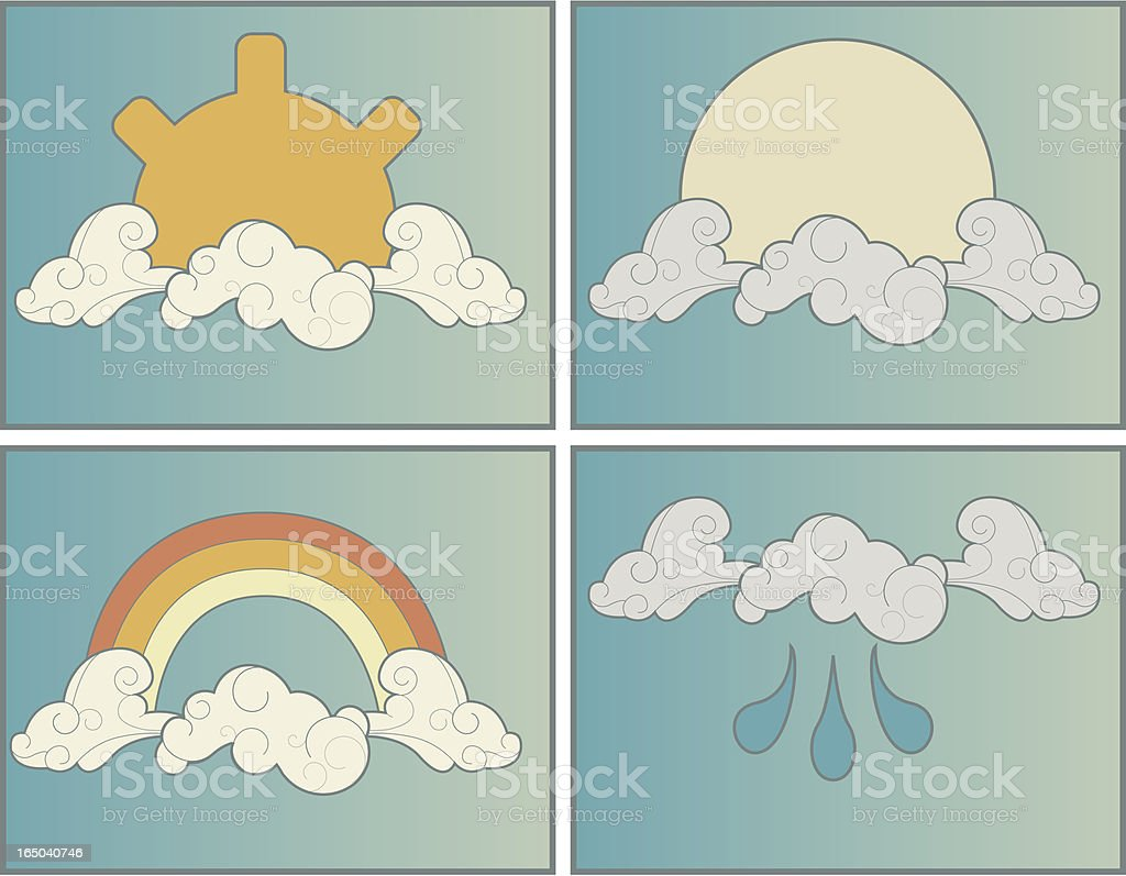 weather royalty-free weather stock vector art & more images of aggression