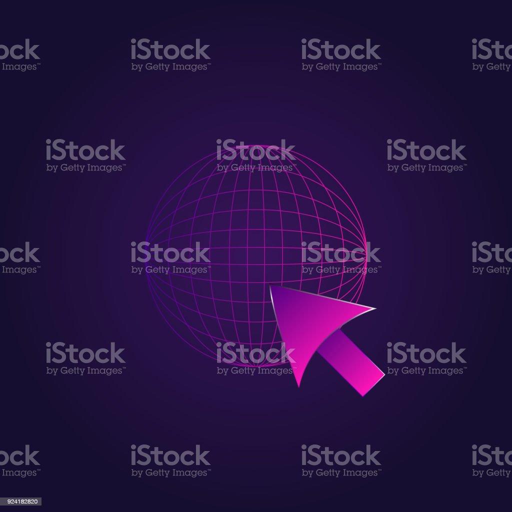 web access のアイコン つながりのベクターアート素材や画像を多数ご
