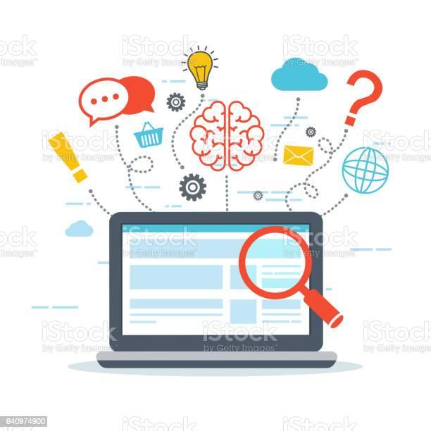 Web analytics and information seo optimization digital marketing vector id640974900?b=1&k=6&m=640974900&s=612x612&h=s5k9zgcdn86daddyofqukt2mei5d1xkwcqkja7qzp3u=