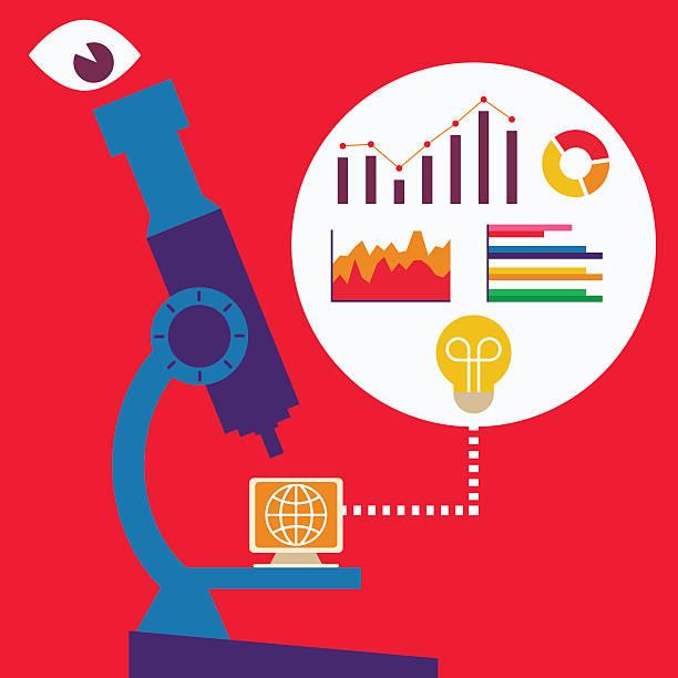webanalytik - keks grafiken stock-grafiken, -clipart, -cartoons und -symbole
