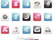 Web and Communication icons | Senso series