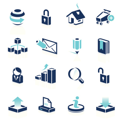 Premium stock icons for your products & designs