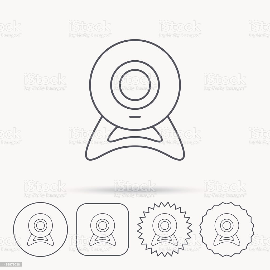 web cam icon video camera sign stock vector art more images of S-Video Diagram web cam icon video camera sign royalty free web cam icon video camera
