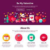 Web Design Be My Valentine