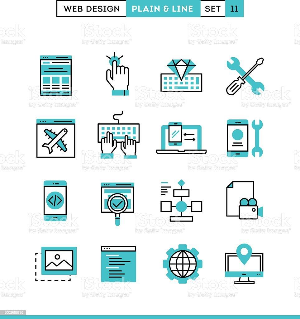 Web design, coding, responsive, app development and more.