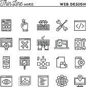 Web design, coding, responsive, app development and more
