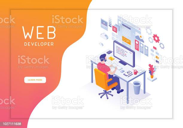 Web developer vector id1027111638?b=1&k=6&m=1027111638&s=612x612&h=1wairv lmdm62w qjsyrxtvsvyknaaortngqfkj4ebe=