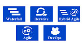 Information Technology Process Icons