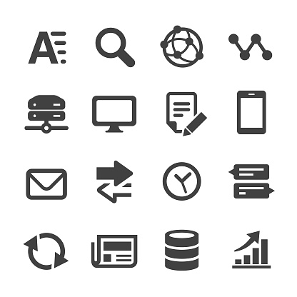 Web Icons - Acme Series