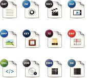Web Icons - File Formats 11