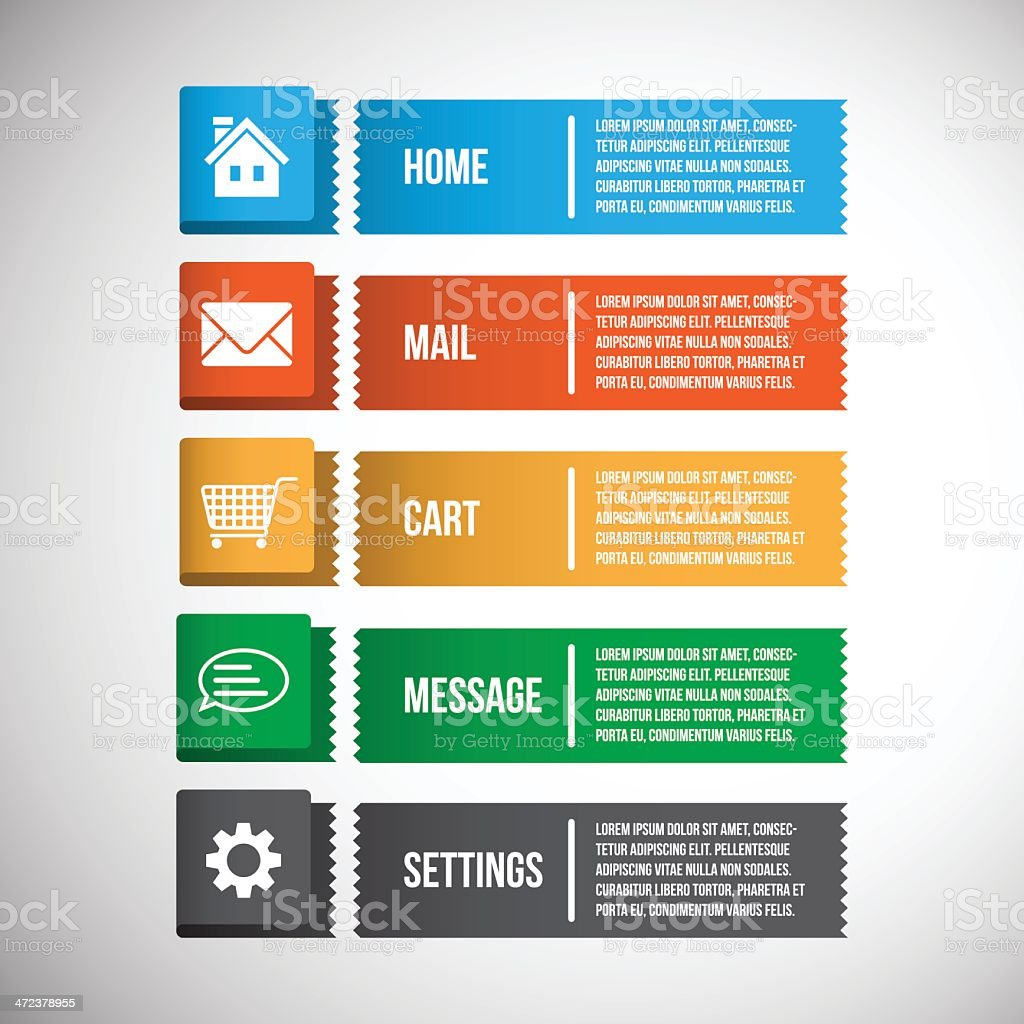 UI Web Icons royalty-free ui web icons stock vector art & more images of arts culture and entertainment