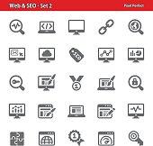 Web & SEO Icons - Set 2