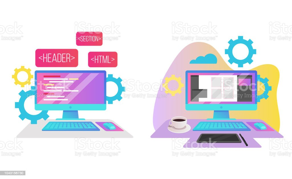Web Site Building Developing Construction Programming And Design