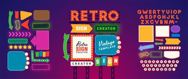 illustrazioni stock, clip art, cartoni animati e icone di tendenza di web - las vegas