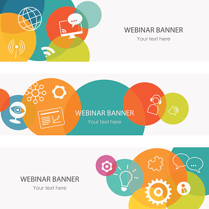 Webinar Banners