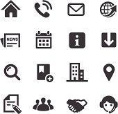 Website Icons - Acme Series