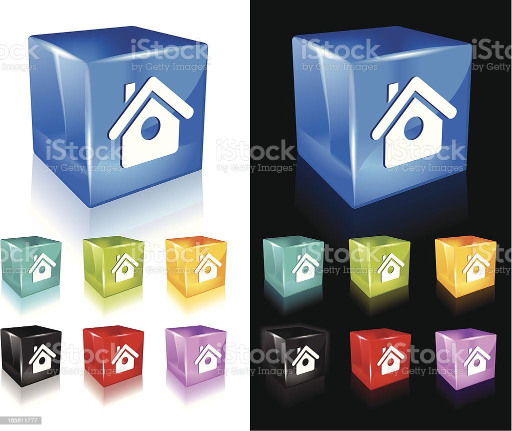 Website & Internet Icon royalty-free stock vector art