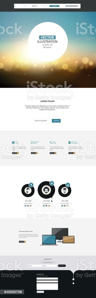 Website Templates Icons Headers Blurred Backgrounds And Other ...