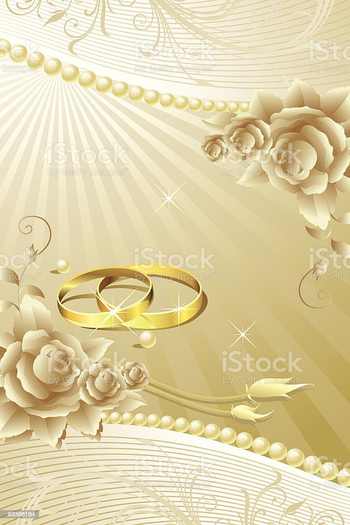 wedding background stock vector art amp more images of
