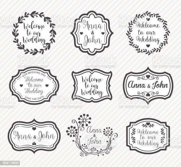 Wedding badges vector id926178932?b=1&k=6&m=926178932&s=612x612&h=fpi0nixbw8t jvt6cvumusjwutd20vsbpbiphttg6te=