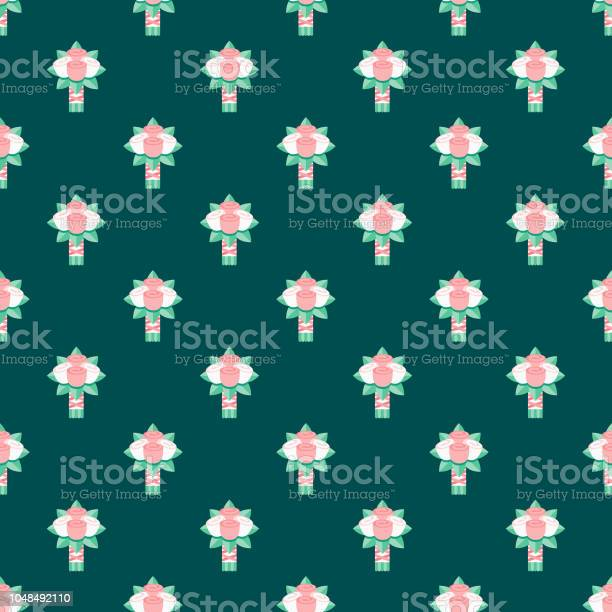 Wedding bouquet seamless pattern vector id1048492110?b=1&k=6&m=1048492110&s=612x612&h=ypc9mbtmzylvmkw0b ry3kbqnhz hxrpzzrej1so1j0=