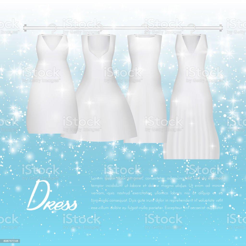 Braut Brautkleid Schöne Mode Weißen Hochzeitskleid Eleganz Frau ...