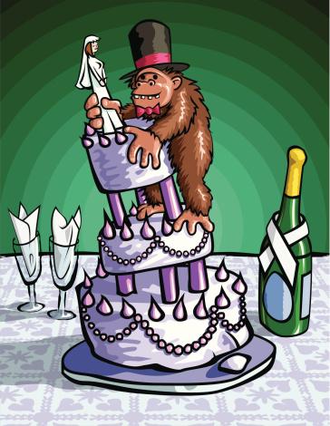 Wedding Cake Ape