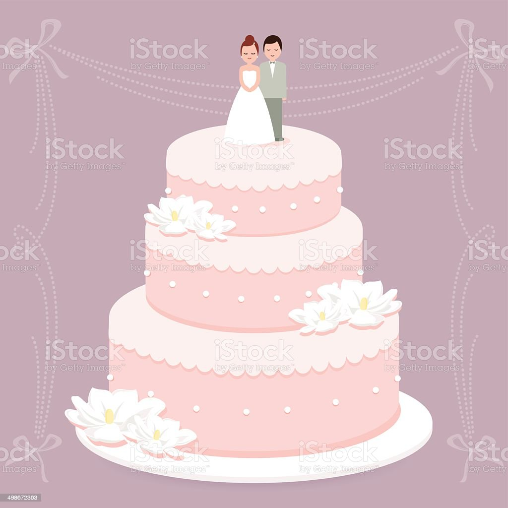wedding cake vector wedding cake stock vector amp more images of 26758