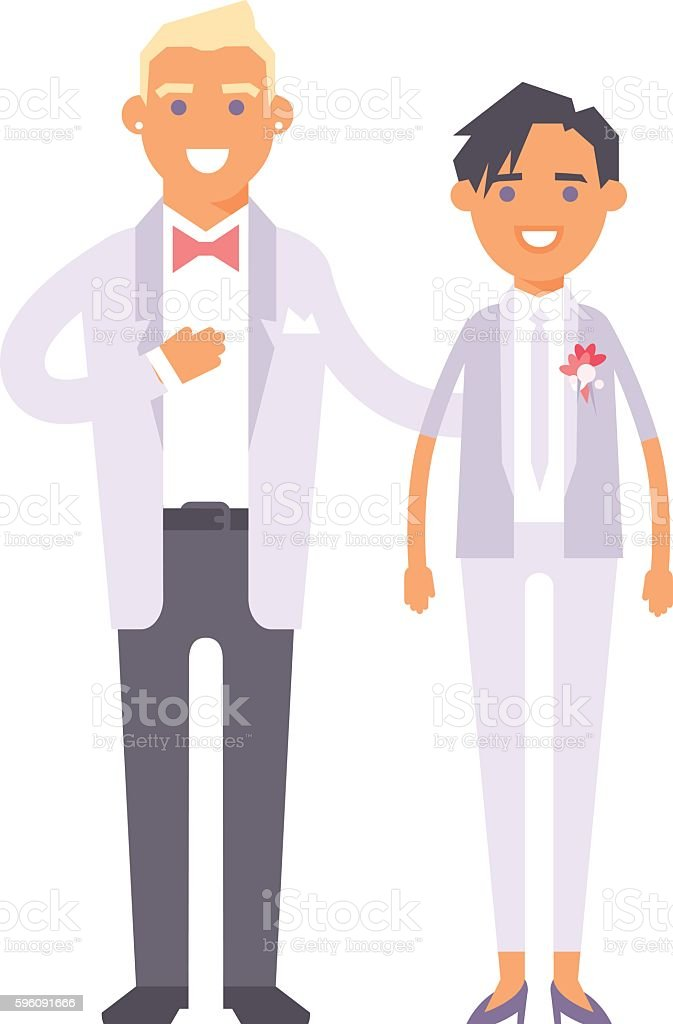Wedding couple vector people royalty-free wedding couple vector people stock vector art & more images of adult