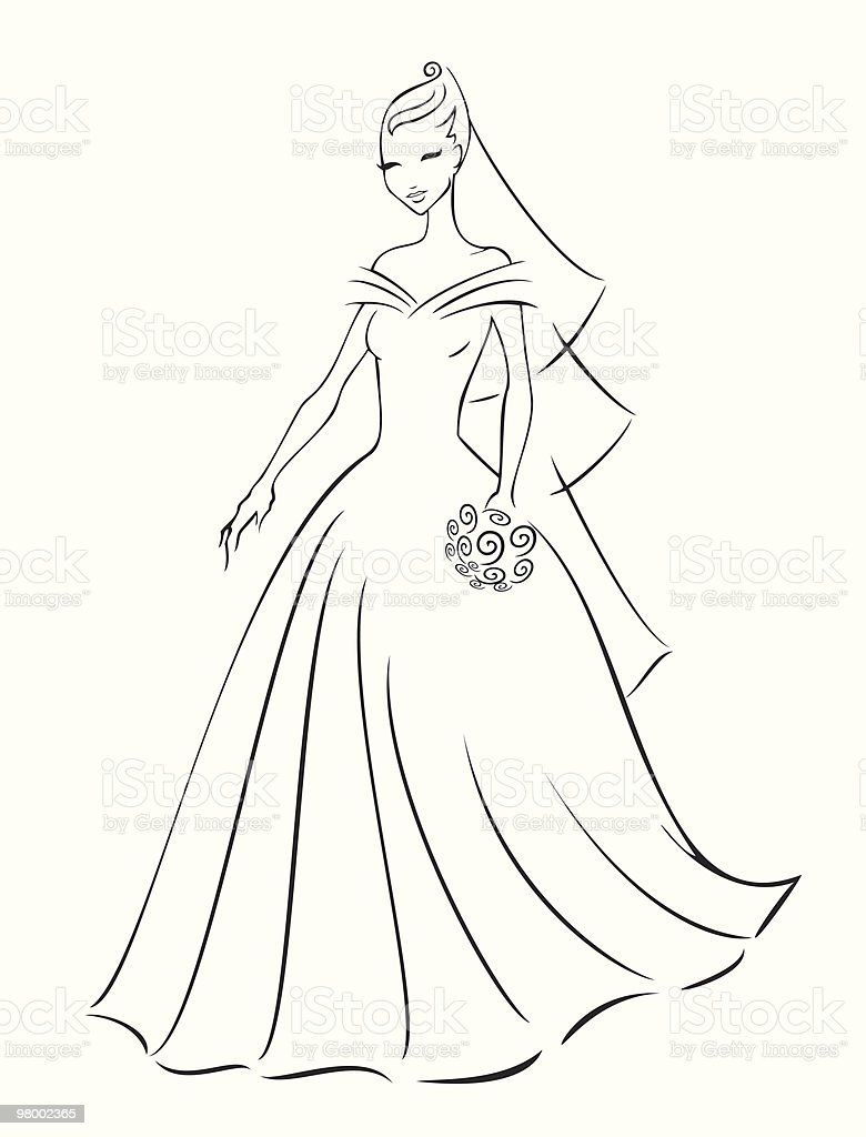 Wedding Day royalty-free wedding day stock vector art & more images of adult