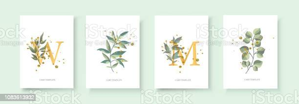 Wedding floral golden invitation card envelope save the date vector id1083613932?b=1&k=6&m=1083613932&s=612x612&h=is t6vxoox4sour6gyurr1h au4rmtvvaohtye6k0s8=