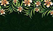 istock wedding floral golden invitation card save the date design stock illustration 1319000525