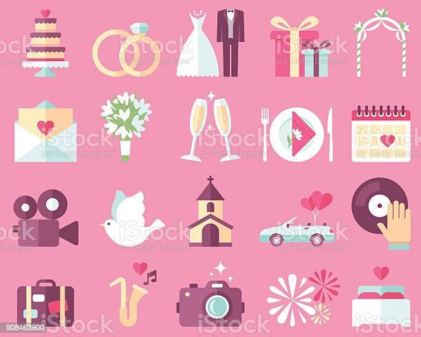 Wedding icons vector id508463900?b=1&k=6&m=508463900&s=612x612&h=2u3y5f7xjyf69dge4dlzwcfqferpcbxvz45gzzzn g8=