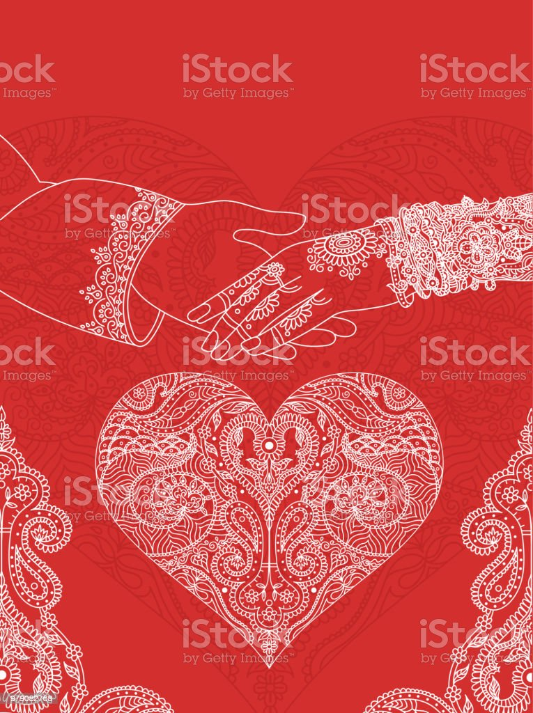 Wedding Indian Invitation Card India Marriage Templatebeautifully ...