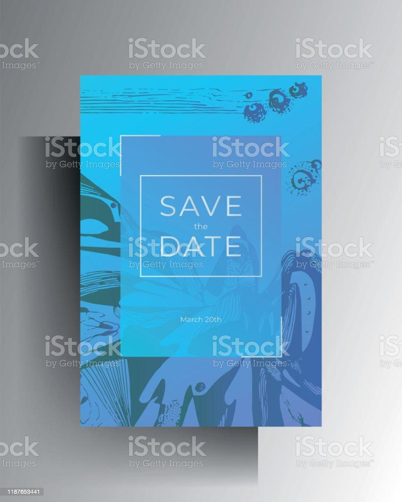 Wedding Invitation Card Design Stock Illustration Download Image Now Istock