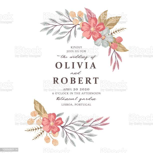Wedding invitation card template vector id1053050114?b=1&k=6&m=1053050114&s=612x612&h=1gfegsqlyqq1lmu9bhfgyf3pf1p5bnhqsmczohepd6s=