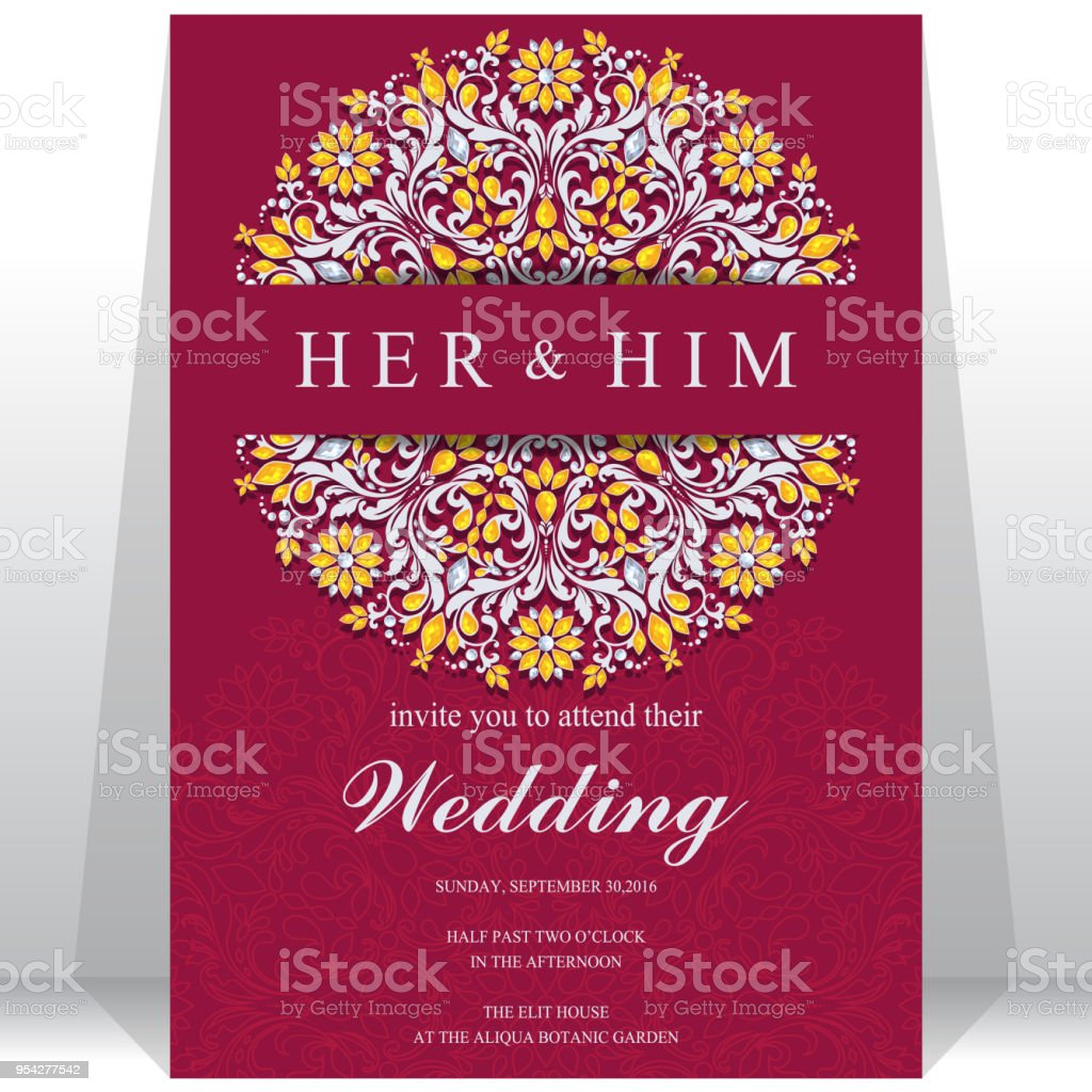 Khmer Wedding Invitation Card | Decor Christmas