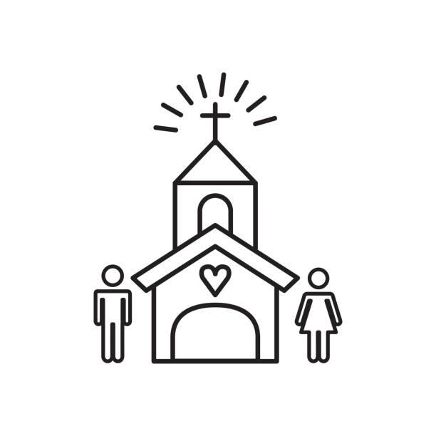 Royalty Free Church Anniversary Background Clip Art