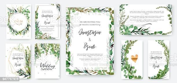 Wedding invitation frame set flowers leaves solated on white vector id947762928?b=1&k=6&m=947762928&s=612x612&h=mhx63ribadz3v ck9orulfqplv8vcnoised hx64axo=