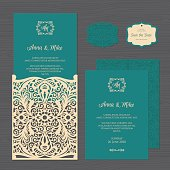 Free documento detalhado de papelo com textura grunge clipart and vector illustration wedding invitation or greeting card with vintage ornament paper lace envelope template wedding invitation stopboris Images