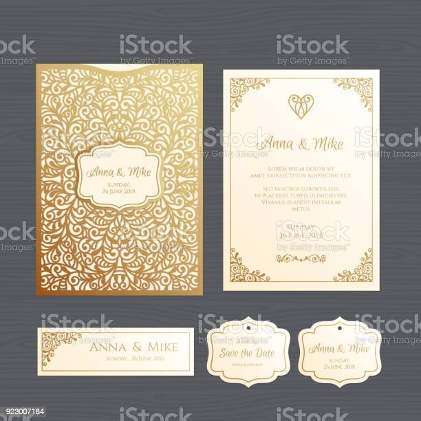 Wedding invitation or greeting card with vintage ornament paper lace vector id923007184?b=1&k=6&m=923007184&s=612x612&h=6whk1hn8xqq2wvi1ietow1bjgu1dviseu7fuwlcx01o=