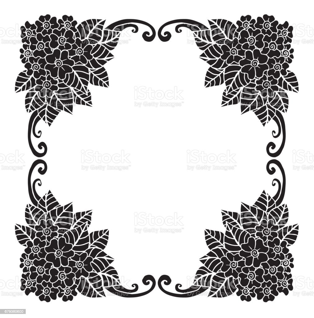 Wedding invitation. Ornamental frame. royalty-free wedding invitation ornamental frame stock vector art & more images of abstract