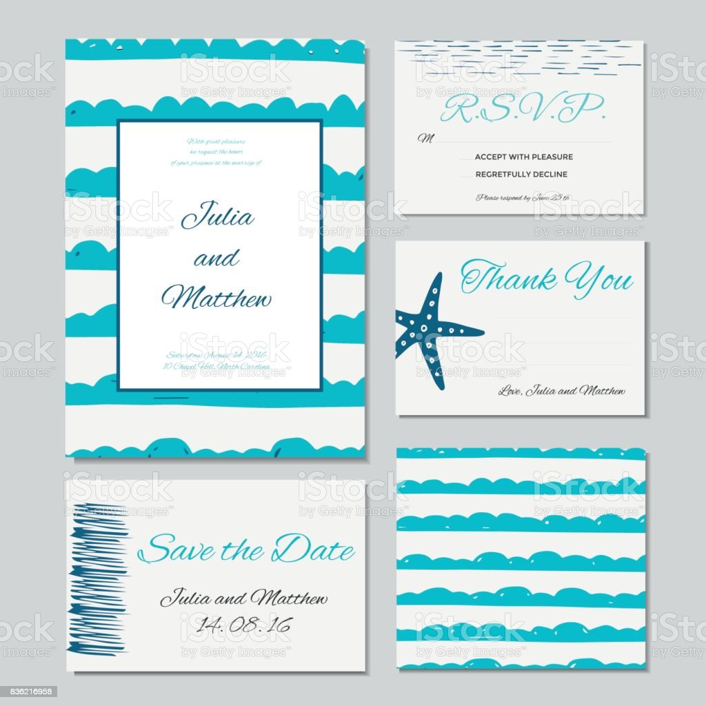 Wedding invitation thank you save the date baby shower menu stock wedding invitation thank you save the date baby shower menu royalty filmwisefo