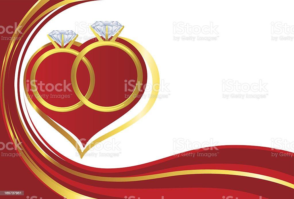 Hochzeit Einladung Stock Vektor Art Und Mehr Bilder Von Clipart
