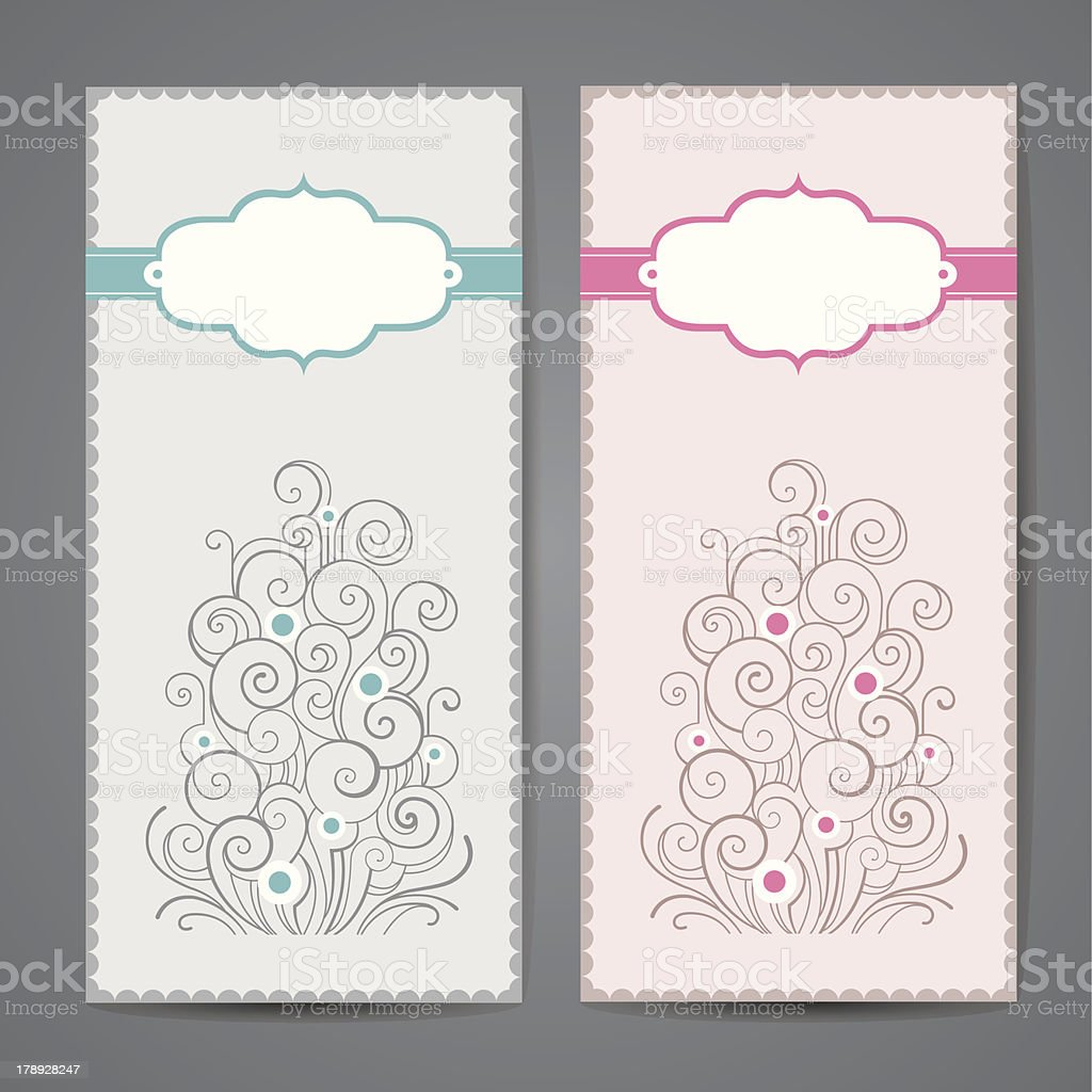 Wedding invitation royalty-free wedding invitation stock vector art & more images of abstract