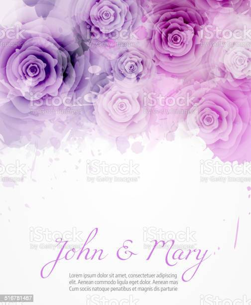 Wedding invitation with abstract roses vector id516781487?b=1&k=6&m=516781487&s=612x612&h=mv6q5tujhn89piofq5edghvu7kdznkfmrcs7vvkhpyc=