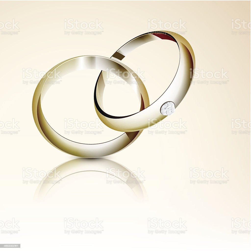 wedding rings royalty-free wedding rings stock vector art & more images of art