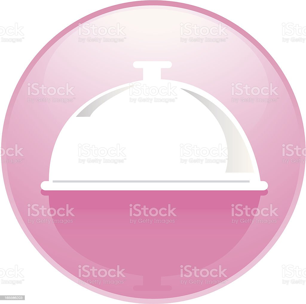 Wedding Series Icons - Catering *See Portfolio 1 of 10 royalty-free stock vector art