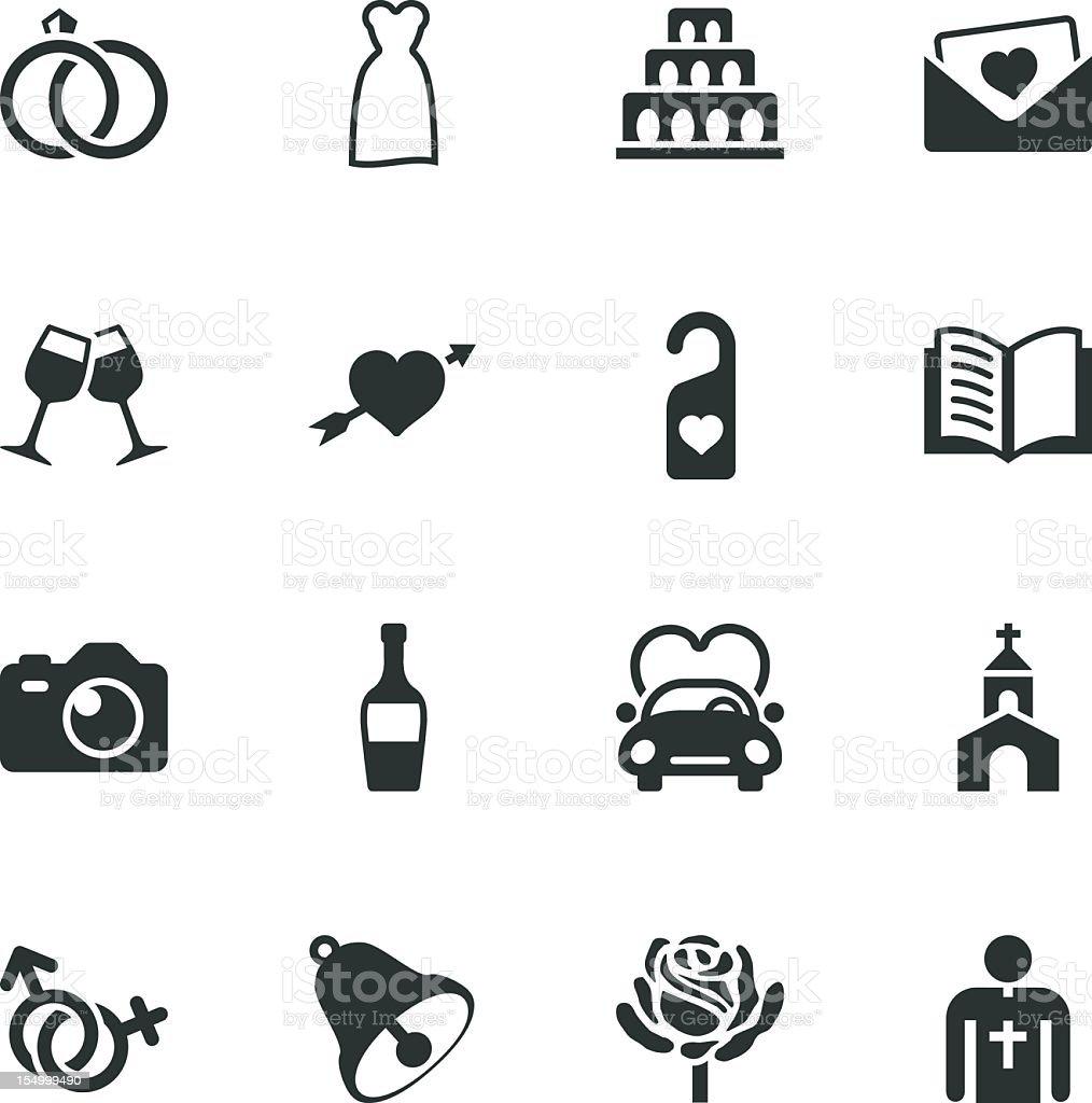 ウェディングシルエットアイコン アイコンのベクターアート素材や画像を多数ご用意 Istock